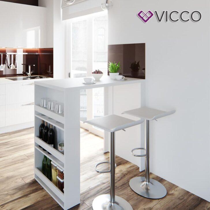 Medium Size of Küchen Bartisch Kche Wei Hochglanz Fr Schmal Billig Wasserhahn Regal Küche Wohnzimmer Küchen Bartisch