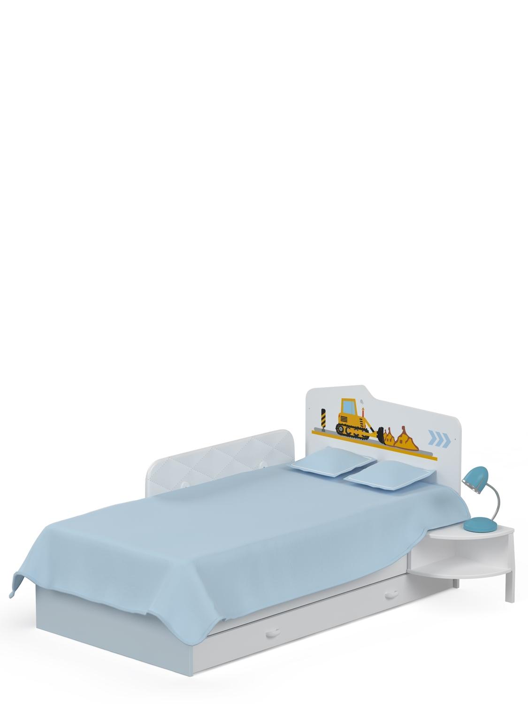 Full Size of Bettgestell 120x200 Bett Builder Meblik Mit Matratze Und Lattenrost Betten Bettkasten Weiß Wohnzimmer Bettgestell 120x200