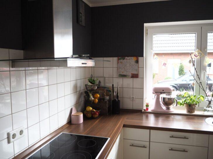 Wandfarben Für Küche Neue Wandfarbe In Der Kche Frulein Ordnung Einbauküche Selber Bauen Fototapete Gardinen Wohnzimmer Sofa Esszimmer Eiche Wohnzimmer Wandfarben Für Küche