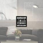 Sofa Lautsprecher Couch Mit Bluetooth Und Led Eingebauten Lautsprechern Integriertem Poco Musikboxen Licht Big Unsichtbare Sonance Stealth Acoustics Ag Wohnzimmer Sofa Mit Musikboxen