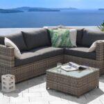 Couch Terrasse Wohnzimmer