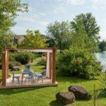 Terrassen Pavillon Wasserdicht Terrasse Bauhaus Test Kaufen Obi Freistehend Garten Wohnzimmer Terrassen Pavillon