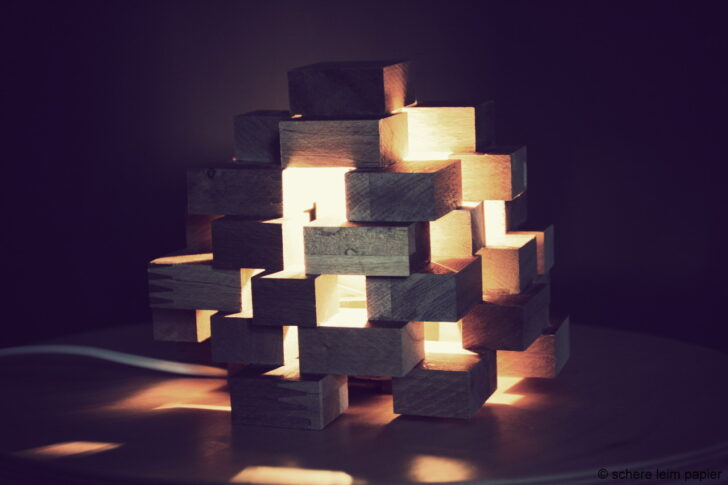 Medium Size of Holz Led Lampe Selber Bauen Diy Kltzchen Aus Esstische Massivholz Fenster Alu Kunstleder Sofa Bett Schlafzimmer Designer Lampen Esstisch Büffelleder Wohnzimmer Holz Led Lampe Selber Bauen