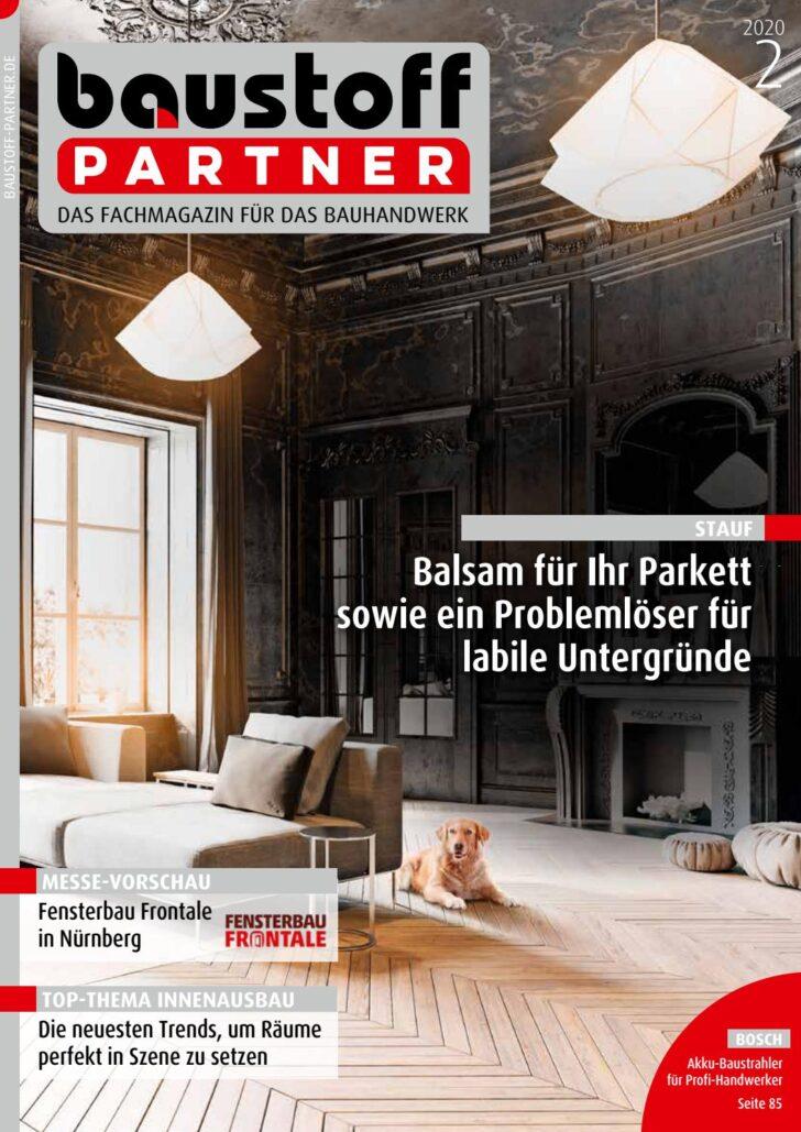 Medium Size of Baustoffpartner Februar 2020 By Sbm Verlag Gmbh Drutex Fenster Test Wohnzimmer Drutex Erfahrungen Forum