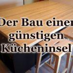 Perfekte Rohkostkche Eine Kcheninsel Fr 350 Euro Selber Betten Bei Ikea Küche Kosten Kaufen Miniküche Sofa Mit Schlaffunktion 160x200 Modulküche Wohnzimmer Ikea Küchentheke