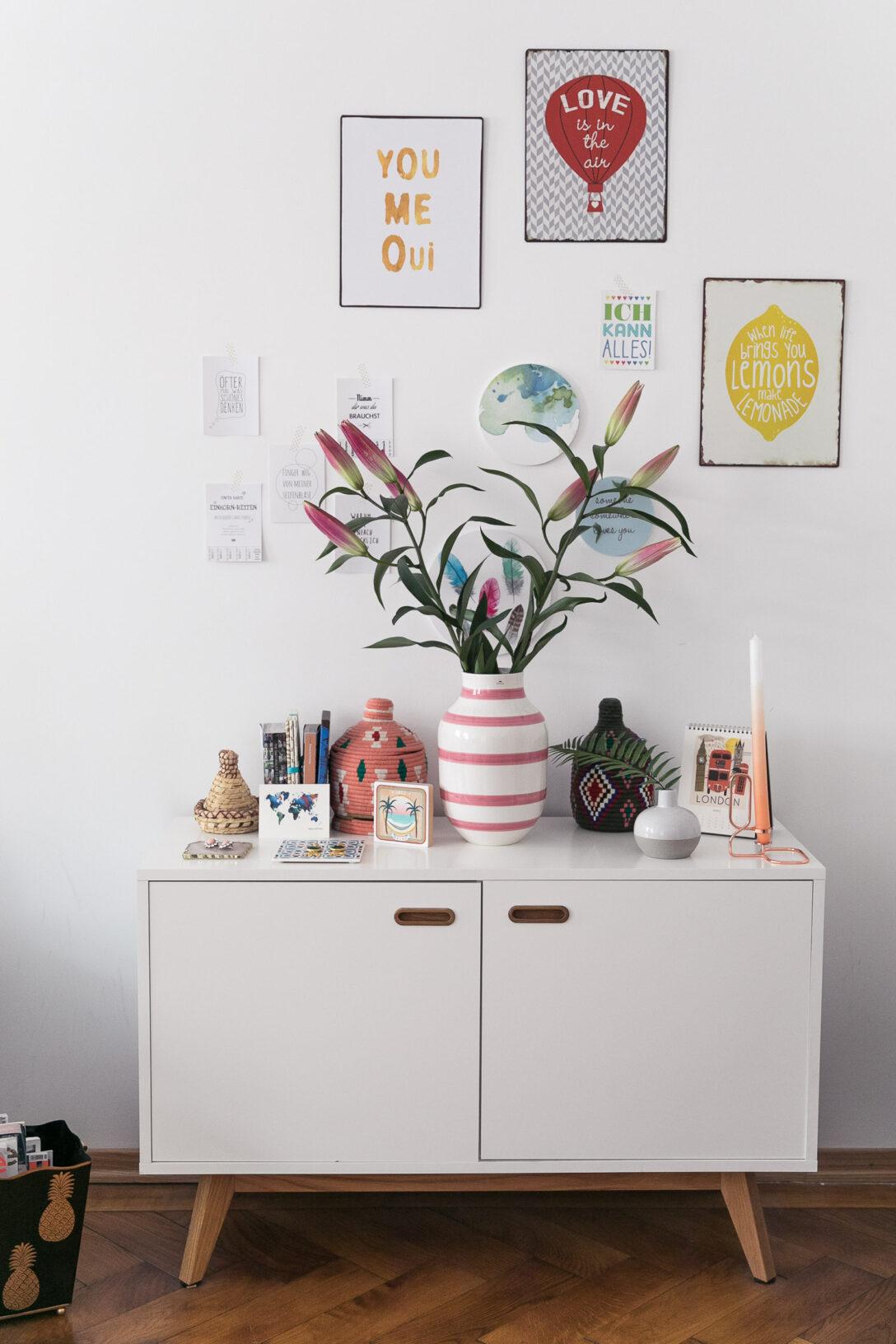 Large Size of Deko Sideboard Dekoration Styling Blumen Vase Josie Loves Wanddeko Küche Wohnzimmer Badezimmer Mit Arbeitsplatte Schlafzimmer Für Wohnzimmer Deko Sideboard