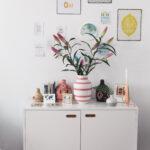 Deko Sideboard Wohnzimmer Deko Sideboard Dekoration Styling Blumen Vase Josie Loves Wanddeko Küche Wohnzimmer Badezimmer Mit Arbeitsplatte Schlafzimmer Für