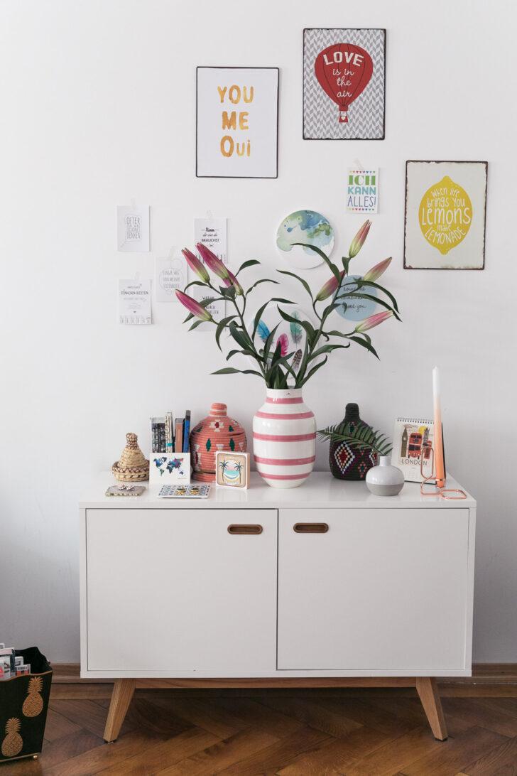 Medium Size of Deko Sideboard Dekoration Styling Blumen Vase Josie Loves Wanddeko Küche Wohnzimmer Badezimmer Mit Arbeitsplatte Schlafzimmer Für Wohnzimmer Deko Sideboard