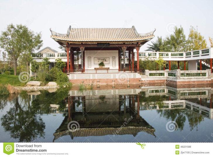 Medium Size of In Asien Garten Pavillon Wohnzimmer Terrassen Pavillon