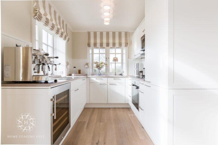 Medium Size of Küchen Regal Raffrollo Küche Wohnzimmer Küchen Raffrollo