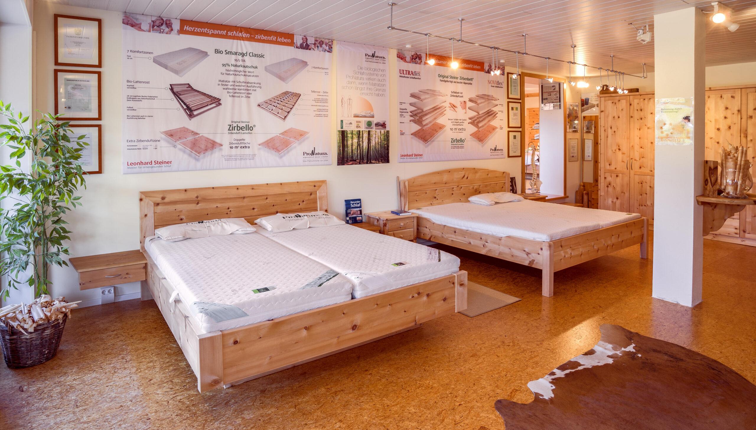 Full Size of Schlafstudio München Zirbenbett Feldkirchen Westerham Sofa Betten Wohnzimmer Schlafstudio München