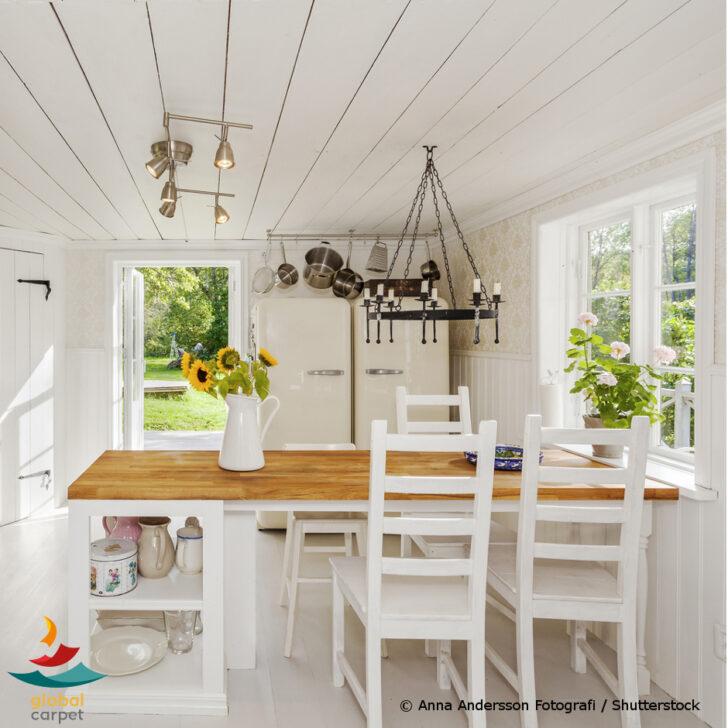 Medium Size of Wohnzimmer Landhausstil Schlafzimmer Weiß Sofa Regal Bett Bad Betten Küche Boxspring Esstisch Wohnzimmer Französischer Landhausstil