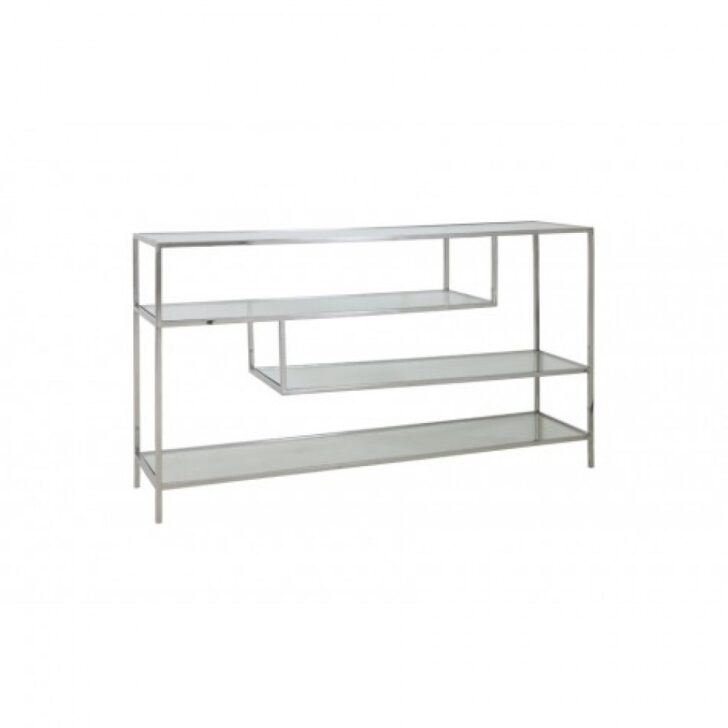 Medium Size of Konsole Silber Bett Metall Regal Weiß Regale Wohnzimmer Regalwürfel Metall