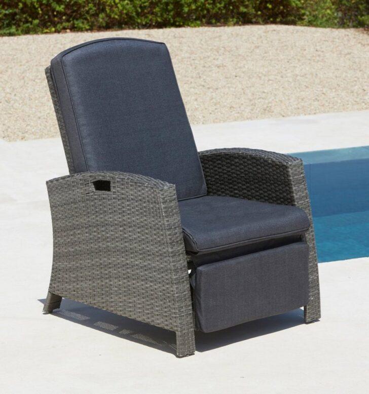 Medium Size of Liegesessel Verstellbar Konifera Relaxsessel Polyrattan Sofa Mit Verstellbarer Sitztiefe Wohnzimmer Liegesessel Verstellbar