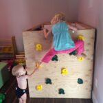 Kura Hack Ikea Bed Climbing Wall As Time Flies Wohnzimmer Kura Hack
