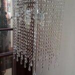 Wohnzimmer Kristall Stehlampe
