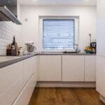 Küche Betonoptik Holzboden Unser Kchen Makeover Inkl Pleiten Industrielook Gardinen Für Amerikanische Kaufen Mit E Geräten Günstig Wandregal Einbauküche Wohnzimmer Küche Betonoptik Holzboden