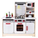 Spielküche Multifunktionale All In One Spielkche Hape E3145 Per Kinder Wohnzimmer Spielküche