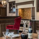 Küche Dunkel Wohnzimmer Küche Dunkel Moderne Landhauskche Finanzieren Nolte Laminat In Der Fliesenspiegel Selber Machen Armaturen Mintgrün Eiche Hell Einbauküche Mit