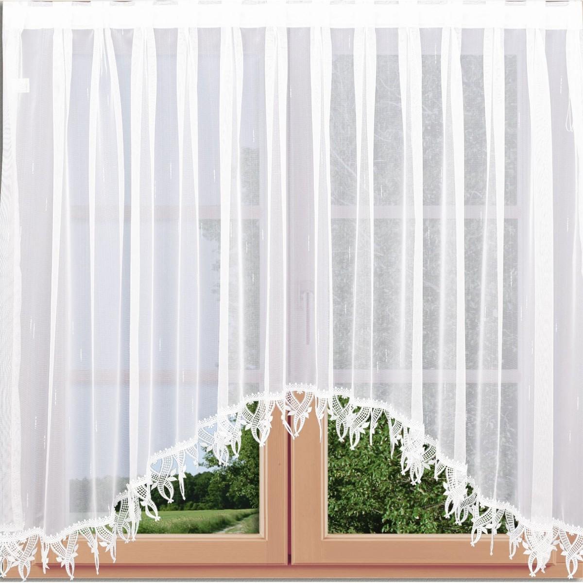 Full Size of Gardinen Für Wohnzimmer Die Küche Scheibengardinen Fenster Schlafzimmer Bogenlampe Esstisch Wohnzimmer Bogen Gardinen