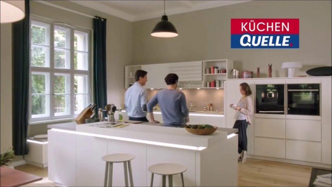 Large Size of Kchen Quelle Commercial Werbung Sommer 2017 Youtube Küchen Regal Wohnzimmer Küchen Quelle