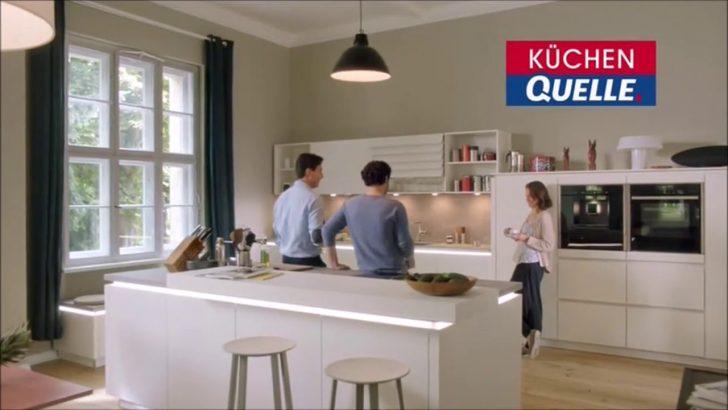 Medium Size of Kchen Quelle Commercial Werbung Sommer 2017 Youtube Küchen Regal Wohnzimmer Küchen Quelle