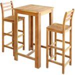 Küchen Bartisch Wohnzimmer Küchen Bartisch Holz Stehtisch Massives Akazienholz Kchenbartisch Küche Regal