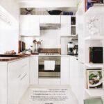 Real Küchen White Kitchen From Living Magazine Kleine Regal Wohnzimmer Real Küchen
