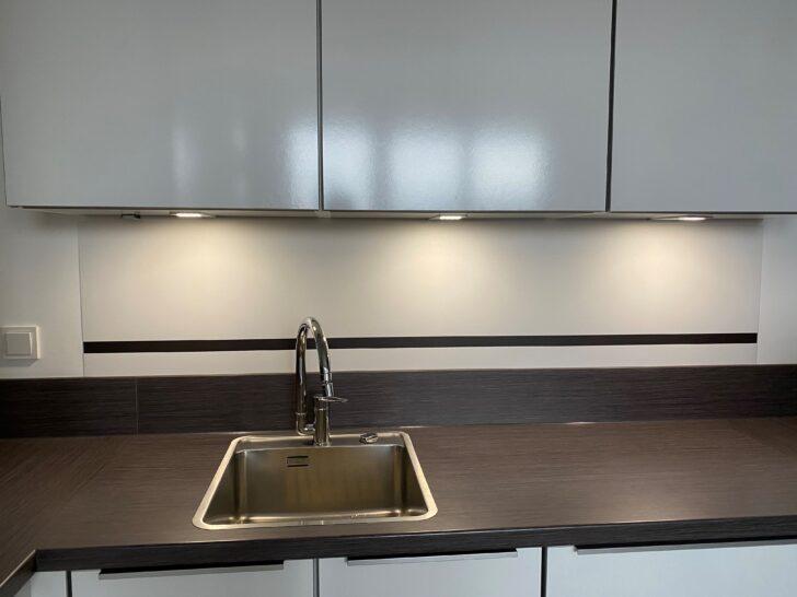 Medium Size of Fliesenspiegel Kche Küche Selber Machen Küchen Regal Glas Wohnzimmer Küchen Fliesenspiegel