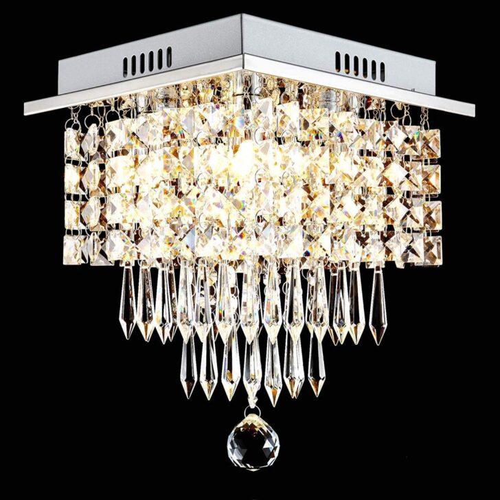 Medium Size of Deckenlampe Schlafzimmer Glighone Led Kristall Deckenleuchte Wohnzimmer Stehlampe Stehlampen Wohnzimmer Kristall Stehlampe