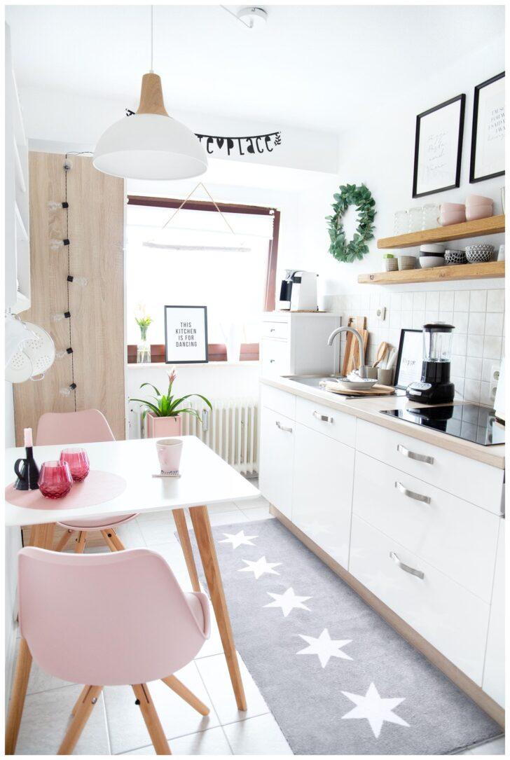 Medium Size of Rosa Küche Ikea Kosten Apothekerschrank Gardine Was Kostet Eine Neue Einbauküche Mit E Geräten Nischenrückwand Led Deckenleuchte Lampen Erweitern Kinder Wohnzimmer Rosa Küche