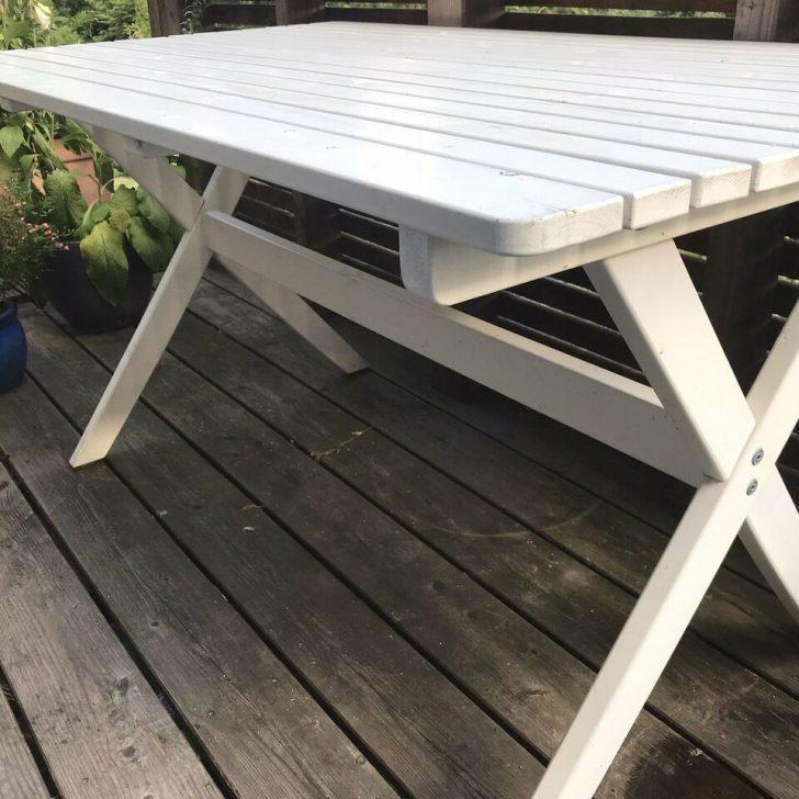 Medium Size of Gartentisch Ikea Tisch Garten Wei Holz Ngs In Wandsbek Sofa Schlaffunktion Küche Kaufen Kosten Betten 160x200 Bei Wohnzimmer Gartentisch Ikea