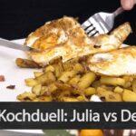 Kchenkarussell Kochduell Julia Vs Desiree Aufz V 02102018 Wohnzimmer Küchenkarussell