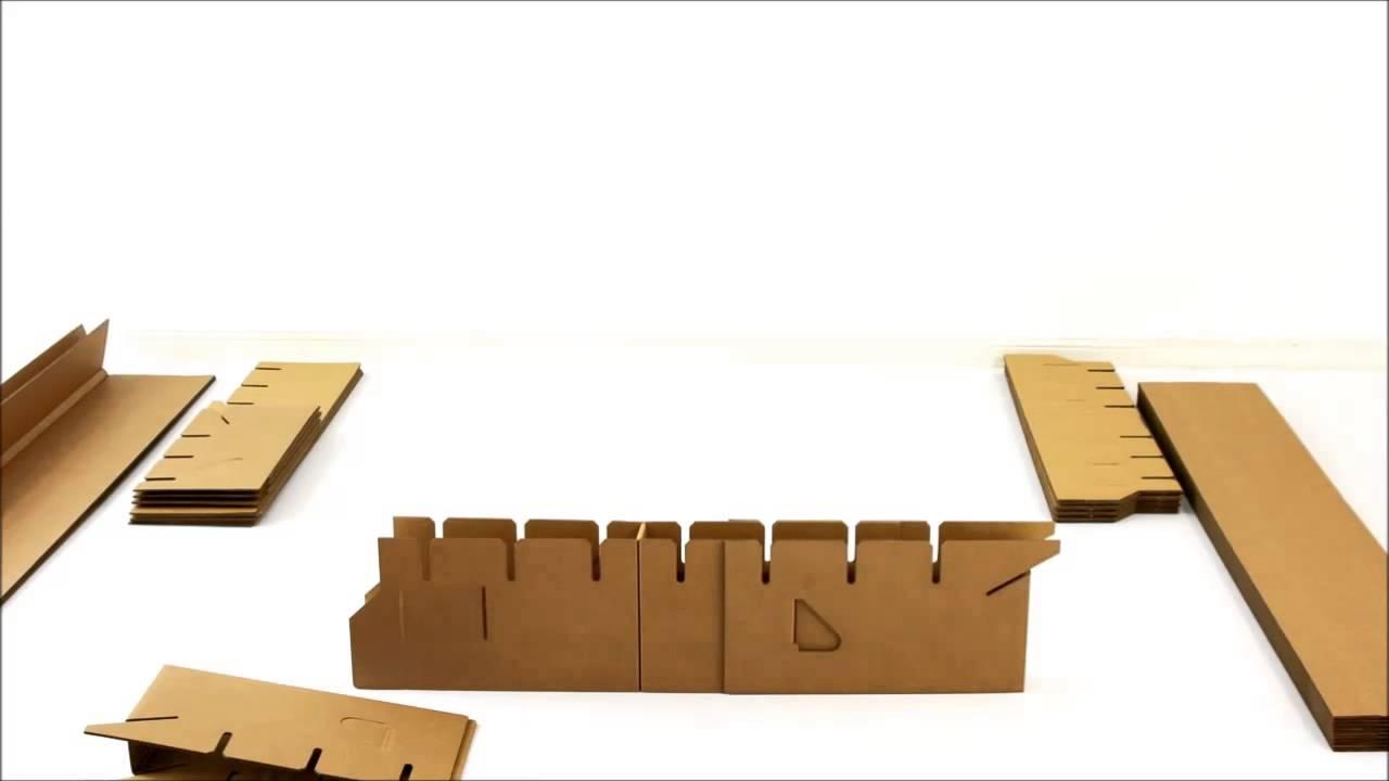 Full Size of Pappbett Ikea Dream Von Stange Design Youtube Küche Kosten Kaufen Betten 160x200 Bei Modulküche Sofa Mit Schlaffunktion Miniküche Wohnzimmer Pappbett Ikea