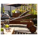 Gartenliege Holz Ikea Gartenliegen Sonnenliege Pplar Braun Las Deutschland Modulküche Holztisch Garten Esstisch Massiv Betten Bei Holzregal Küche Wohnzimmer Gartenliege Holz Ikea