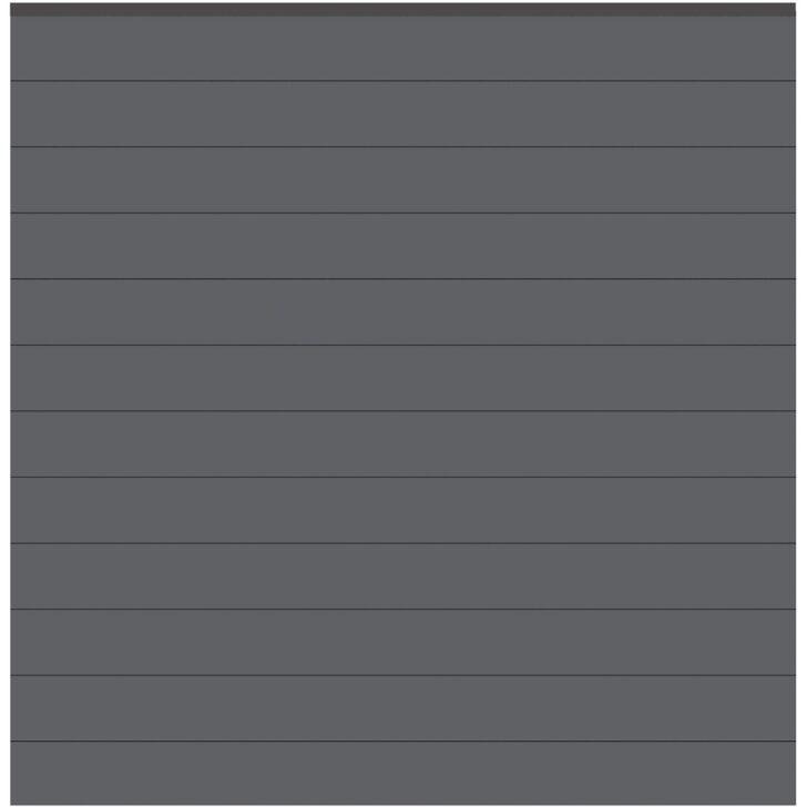 Medium Size of Sichtschutzzaun Zaun Set System Alu Anthrazit 178 Cm 181 Sichtschutz Für Garten Regale Obi Sichtschutzfolien Fenster Sichtschutzfolie Einseitig Durchsichtig Wohnzimmer Obi Wpc Sichtschutz