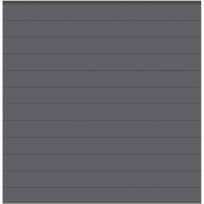Full Size of Sichtschutzzaun Zaun Set System Alu Anthrazit 178 Cm 181 Sichtschutz Für Garten Regale Obi Sichtschutzfolien Fenster Sichtschutzfolie Einseitig Durchsichtig Wohnzimmer Obi Wpc Sichtschutz