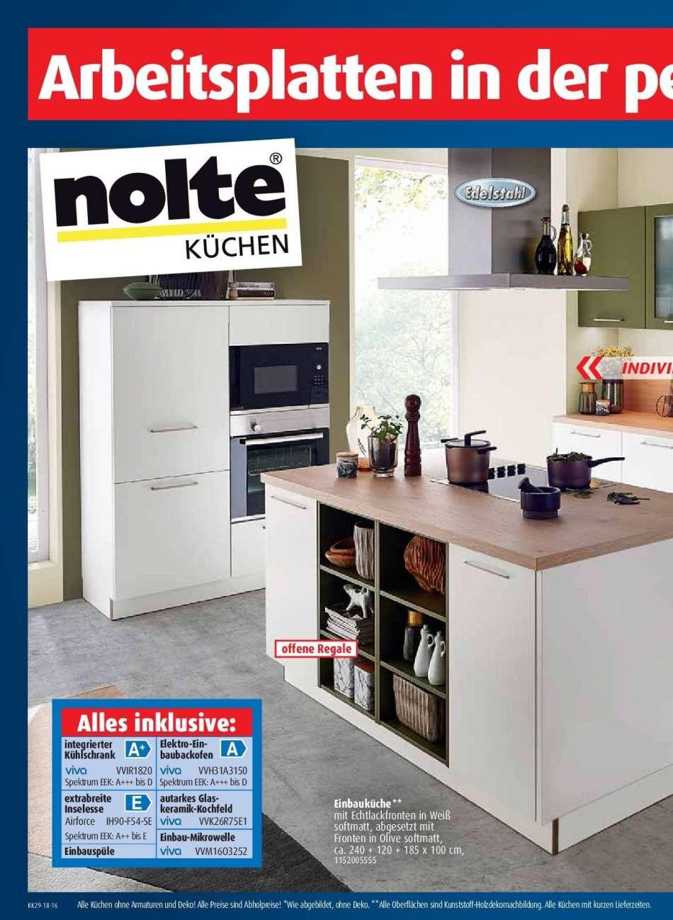Full Size of Roller Prospekt 3072018 31122018 Rabatt Kompass Küchen Regal Regale Wohnzimmer Küchen Roller