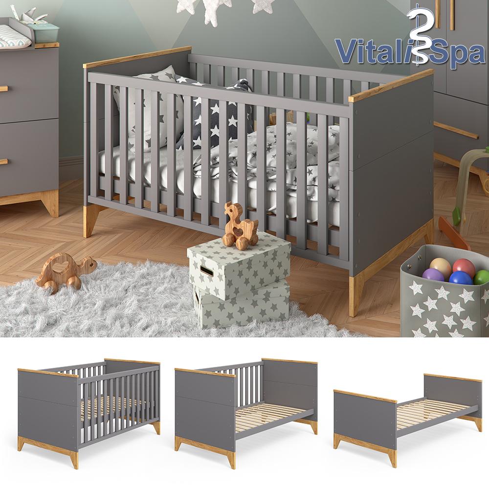 Full Size of Vitalispa Babybett Malia Kinderbett Gitterbett Real Schwarzes Bett 180x200 Schwarz Schwarze Küche Weiß Wohnzimmer Babybett Schwarz