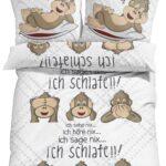 Witzige Bettwsche Wei Bettwäsche Sprüche T Shirt Lustige T Shirt Wohnzimmer Lustige Bettwäsche 155x220