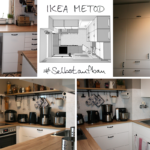 Küche L Form Ikea Wohnzimmer Küche L Form Ikea Selbstaufbau In Unpraktisch Geschnittener Plattenbaukche Einbaustrahler Bad Landhausstil Regal 20 Cm Tief Chippendale Sofa Pool Im Garten