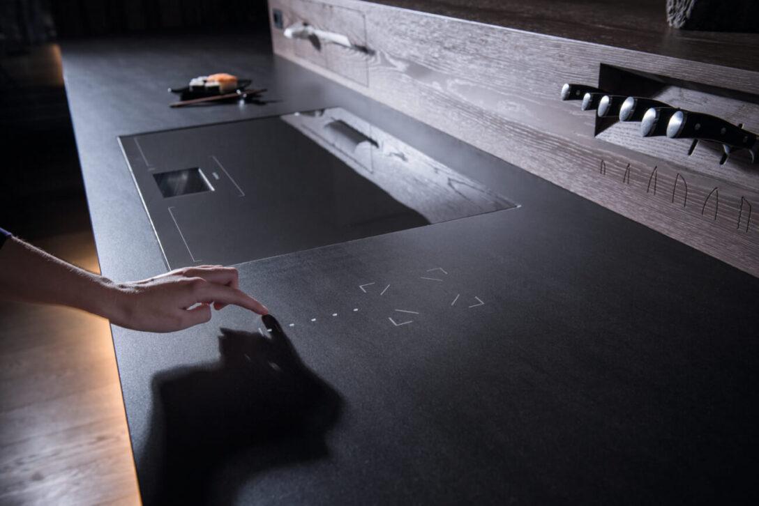 Large Size of Granit Arbeitsplatte Arbeitsplatten Vergleich Was Ist Besser Corian Oder Küche Granitplatten Sideboard Mit Wohnzimmer Granit Arbeitsplatte