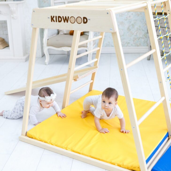 Medium Size of 1 Kidwood Klettergerst Segel Game Set Aus Holz Fr Indoor Klettergerüst Garten Wohnzimmer Kidwood Klettergerüst