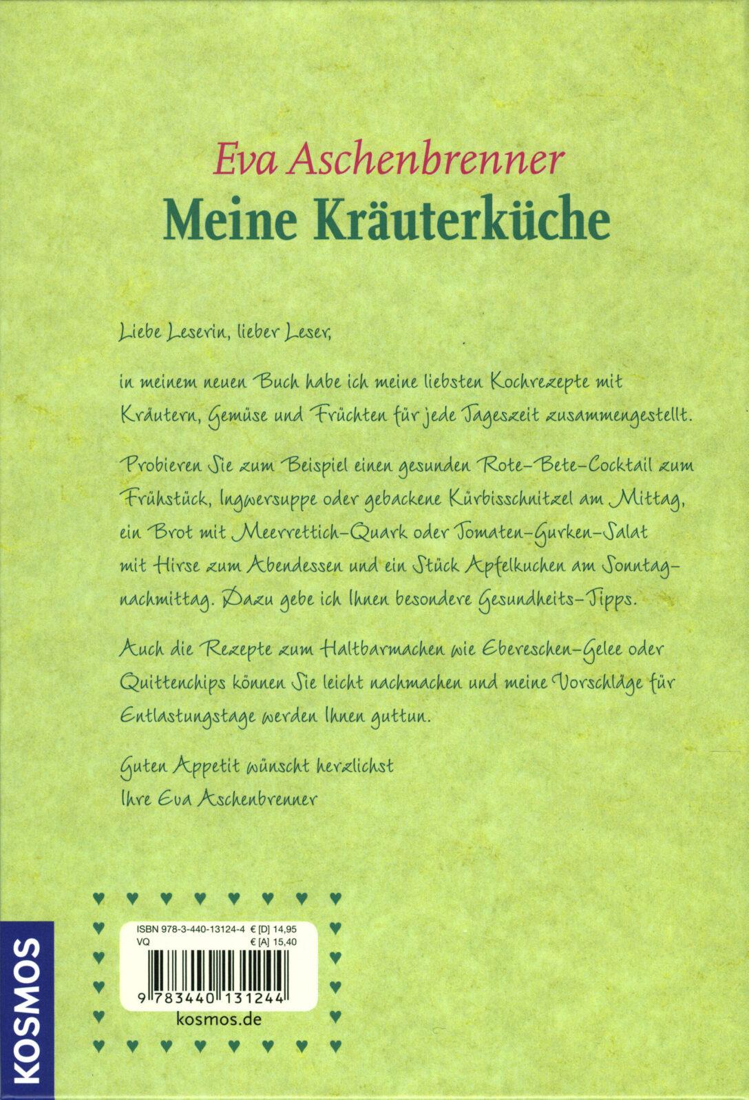 Large Size of Meine Kruterkche Buch Von Eva Aschenbrenner Versandkostenfrei Wohnzimmer Küchenkräutergarten