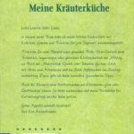 Meine Kruterkche Buch Von Eva Aschenbrenner Versandkostenfrei Wohnzimmer Küchenkräutergarten