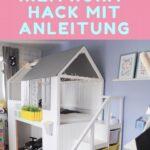 Kura Hack Ikea 2 Beds Storage Bunk Bed Slide House Montessori Hacks Hausbett Diy Anleitung Zum Bau Eines Mit Treppe Wohnzimmer Kura Hack