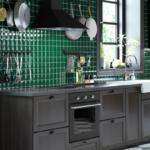 Landhausküche Grün Ikea Kchen Schnsten Ideen Und Bilder Fr Eine Moderne Weiß Gebraucht Küche Mintgrün Regal Grünes Sofa Grau Weisse Wohnzimmer Landhausküche Grün