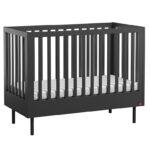 Babybett Schwarz Cute 120x60 Online Kaufen Bei Zimmeria Bett Weiß Schwarzes 180x200 Schwarze Küche Wohnzimmer Babybett Schwarz
