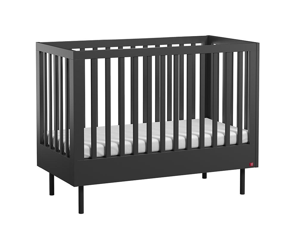 Full Size of Babybett Schwarz Cute 120x60 Online Kaufen Bei Zimmeria Bett Weiß Schwarzes 180x200 Schwarze Küche Wohnzimmer Babybett Schwarz