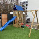 Spielturm Abverkauf Holzprofi Fr Neubau Inselküche Garten Kinderspielturm Bad Wohnzimmer Spielturm Abverkauf